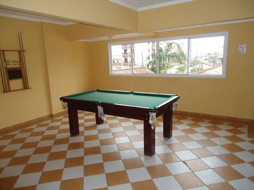 ref.: 102242500 - apartamento em praia grande, no bairro guilhermina - 2 dormitórios