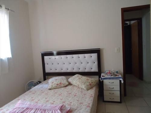 ref.: 102243000 - apartamento em praia grande, no bairro guilhermina - 2 dormitórios