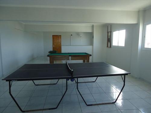 ref.: 102245201 - apartamento em praia grande, no bairro guilhermina - 2 dormitórios