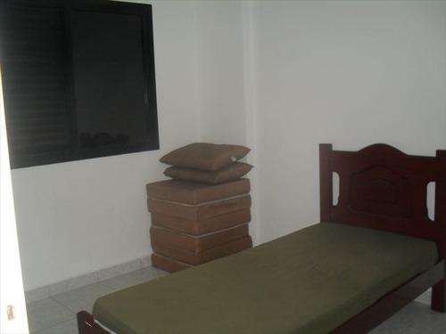 ref.: 102246900 - apartamento em praia grande, no bairro tupi - 2 dormitórios