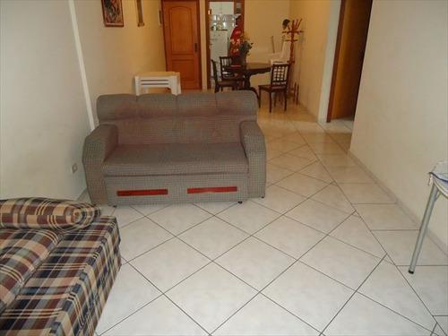 ref.: 102247100 - apartamento em praia grande, no bairro guilhermina - 2 dormitórios