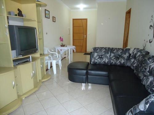 ref.: 102248900 - apartamento em praia grande, no bairro aviação - 2 dormitórios