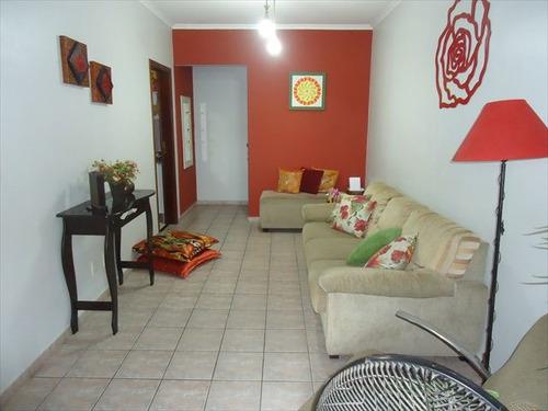 ref.: 102249401 - apartamento em praia grande, no bairro boqueirao - 2 dormitórios