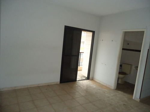 ref.: 102250100 - apartamento em praia grande, no bairro guilhermina - 2 dormitórios