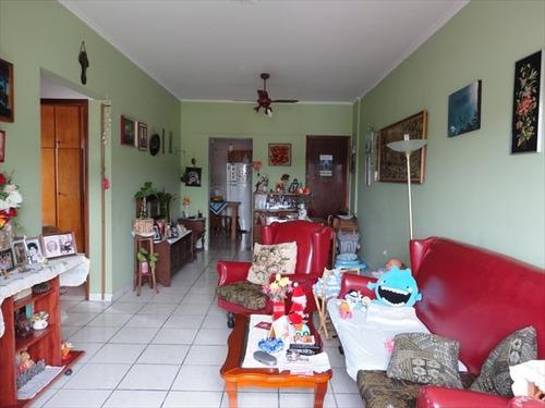 ref.: 102250400 - apartamento em praia grande, no bairro forte - 2 dormitórios