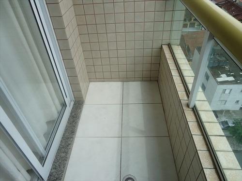 ref.: 102250800 - apartamento em praia grande, no bairro tupi - 2 dormitórios