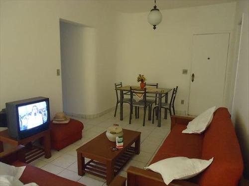 ref.: 102252901 - apartamento em praia grande, no bairro guilhermina - 2 dormitórios