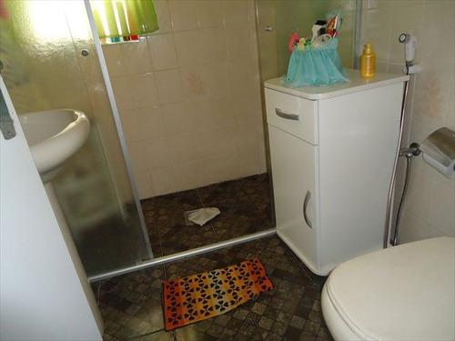 ref.: 102254300 - apartamento em praia grande, no bairro guilhermina - 2 dormitórios