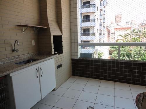 ref.: 102256601 - apartamento em praia grande, no bairro guilhermina - 2 dormitórios