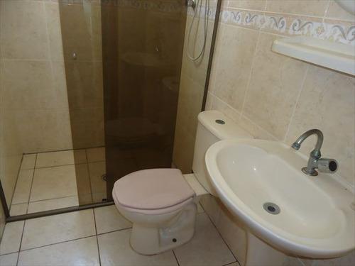 ref.: 102263100 - apartamento em praia grande, no bairro guilhermina - 2 dormitórios