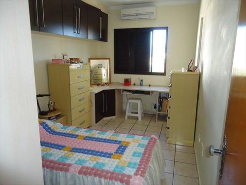 ref.: 102263200 - apartamento em praia grande, no bairro guilhermina - 2 dormitórios