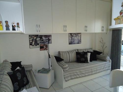 ref.: 102263900 - apartamento em praia grande, no bairro guilhermina - 2 dormitórios