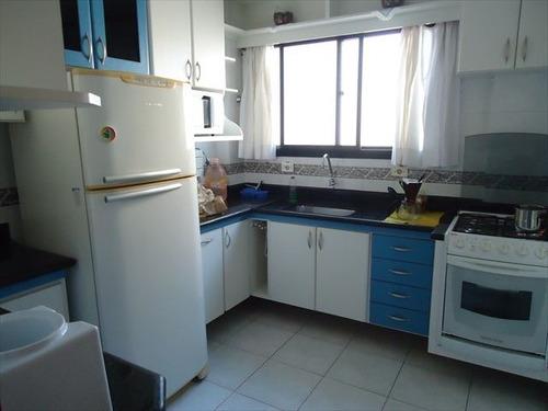 ref.: 102264600 - apartamento em praia grande, no bairro guilhermina - 2 dormitórios