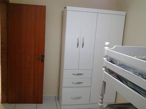 ref.: 102266900 - apartamento em praia grande, no bairro ocian - 2 dormitórios