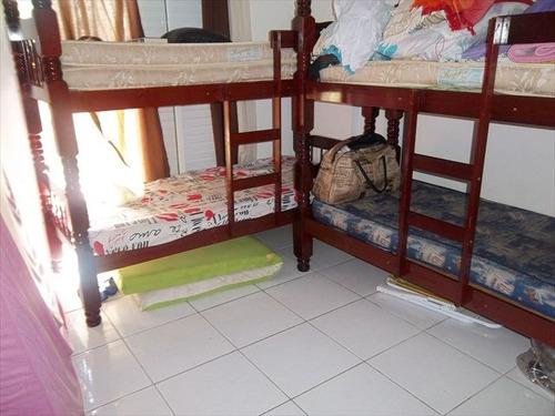 ref.: 102271504 - apartamento em praia grande, no bairro guilhermina - 2 dormitórios