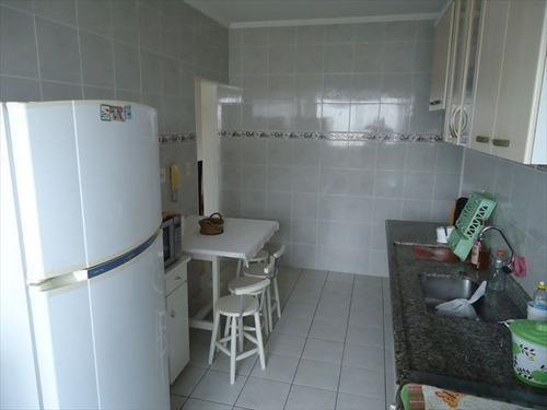 ref.: 102271600 - apartamento em praia grande, no bairro guilhermina - 2 dormitórios