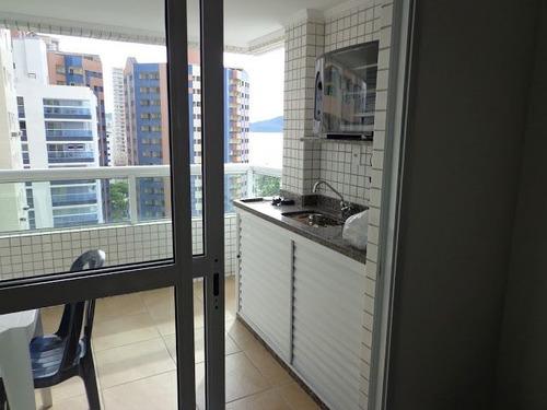ref.: 102272100 - apartamento em praia grande, no bairro aviação - 2 dormitórios