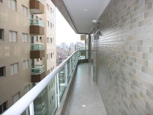 ref.: 102272504 - apartamento em praia grande, no bairro ocian - 2 dormitórios