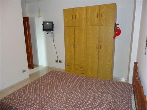 ref.: 102273904 - apartamento em praia grande, no bairro guilhermina - 2 dormitórios