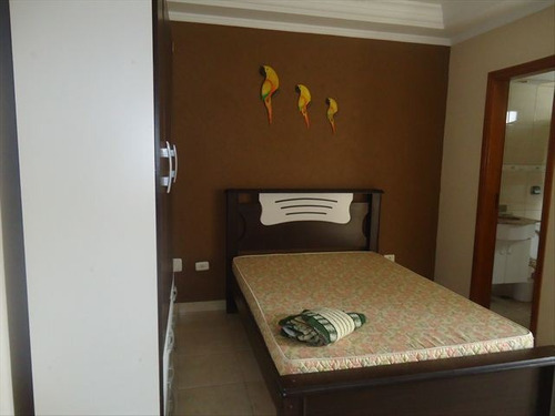 ref.: 102280100 - apartamento em praia grande, no bairro guilhermina - 2 dormitórios
