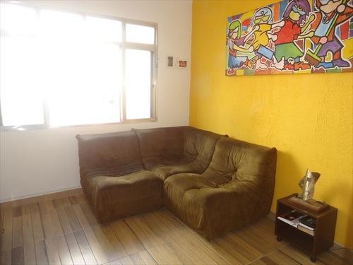 ref.: 102280801 - apartamento em praia grande, no bairro guilhermina - 2 dormitórios