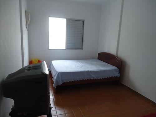 ref.: 102283000 - apartamento em praia grande, no bairro guilhermina - 2 dormitórios