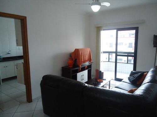 ref.: 102283200 - apartamento em praia grande, no bairro guilhermina - 2 dormitórios