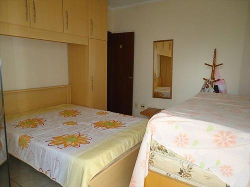 ref.: 102286200 - apartamento em praia grande, no bairro guilhermina - 2 dormitórios