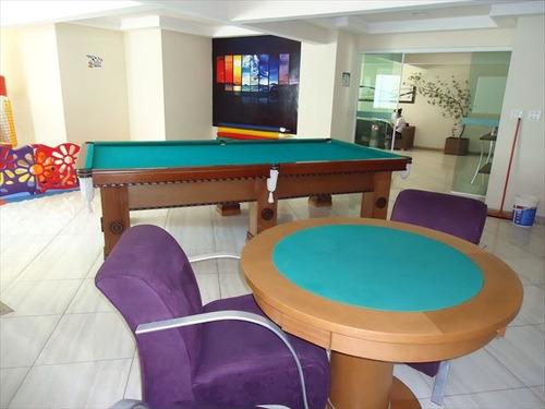 ref.: 102287101 - apartamento em praia grande, no bairro tupi - 2 dormitórios