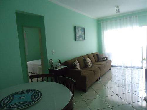 ref.: 102288400 - apartamento em praia grande, no bairro guilhermina - 2 dormitórios