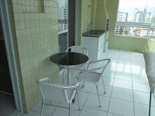 ref.: 102291300 - apartamento em praia grande, no bairro guilhermina - 2 dormitórios