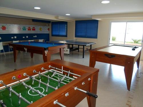 ref.: 102292704 - apartamento em praia grande, no bairro boqueirao - 2 dormitórios