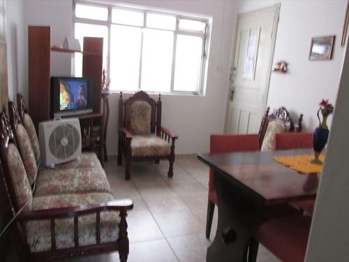 ref.: 102294600 - apartamento em praia grande, no bairro boqueirao - 2 dormitórios