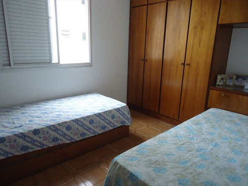 ref.: 102295000 - apartamento em praia grande, no bairro guilhermina - 2 dormitórios