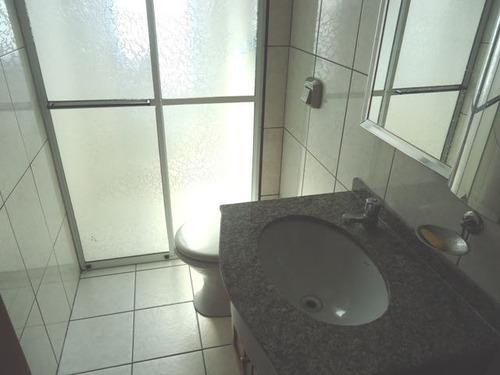 ref.: 102299501 - apartamento em praia grande, no bairro guilhermina - 2 dormitórios