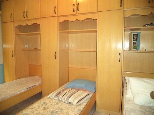 ref.: 1023 - apartamento em praia grande, no bairro canto do forte - 2 dormitórios