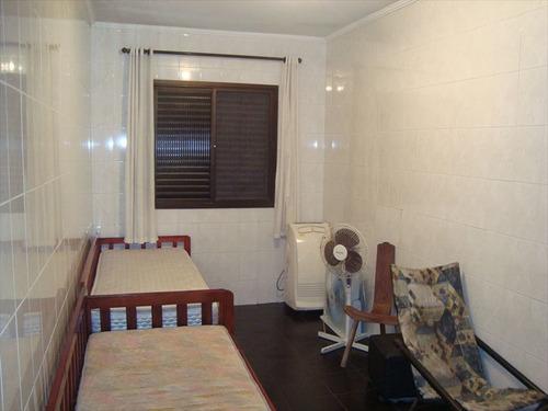 ref.: 1023 - casa em praia grande, no bairro guilhermina - 2 dormitórios