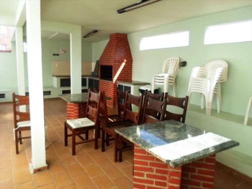 ref.: 102301600 - apartamento em praia grande, no bairro tupi - 2 dormitórios