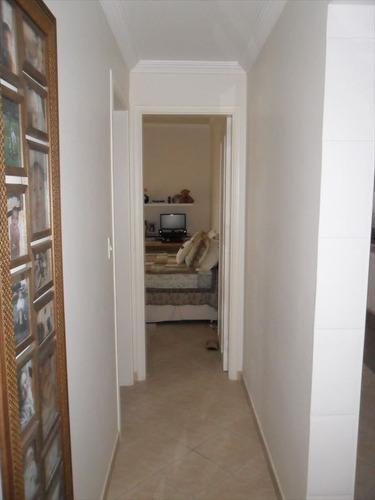 ref.: 102302200 - apartamento em praia grande, no bairro tupi - 2 dormitórios