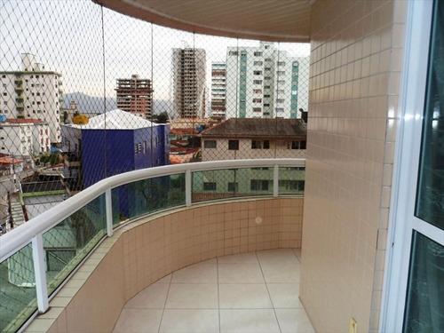 ref.: 102302400 - apartamento em praia grande, no bairro guilhermina - 2 dormitórios