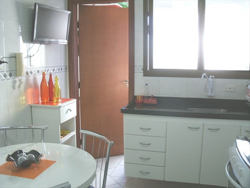 ref.: 102305704 - apartamento em praia grande, no bairro guilhermina - 2 dormitórios