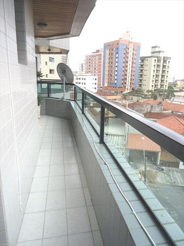 ref.: 102305804 - apartamento em praia grande, no bairro tupi - 2 dormitórios