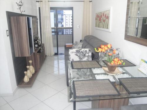 ref.: 102306100 - apartamento em praia grande, no bairro guilhermina - 2 dormitórios