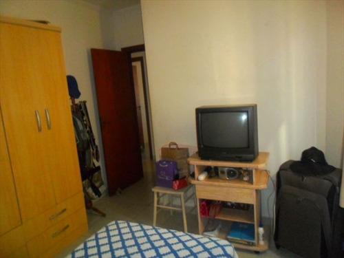 ref.: 102310200 - apartamento em praia grande, no bairro guilhermina - 2 dormitórios