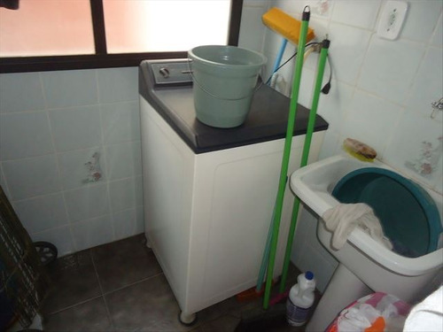 ref.: 102312201 - apartamento em praia grande, no bairro guilhermina - 2 dormitórios