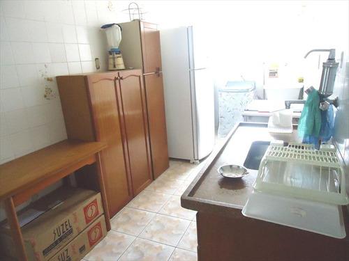 ref.: 102313204 - apartamento em praia grande, no bairro boqueirao - 2 dormitórios