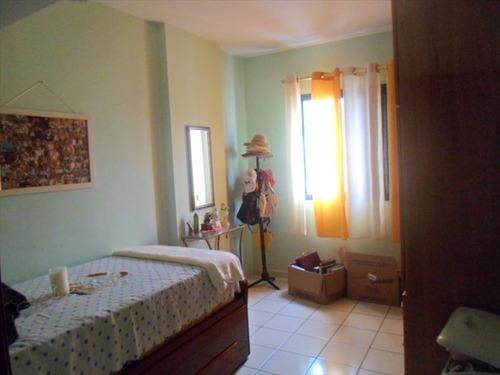 ref.: 102313600 - apartamento em praia grande, no bairro guilhermina - 2 dormitórios