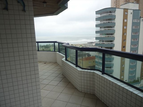 ref.: 102315901 - apartamento em praia grande, no bairro guilhermina - 2 dormitórios