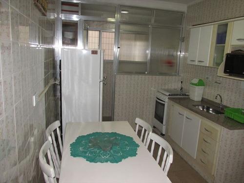 ref.: 102316200 - apartamento em praia grande, no bairro guilhermina - 2 dormitórios