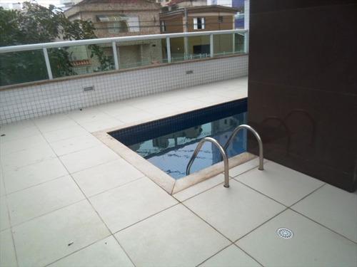 ref.: 102317600 - apartamento em praia grande, no bairro guilhermina - 2 dormitórios
